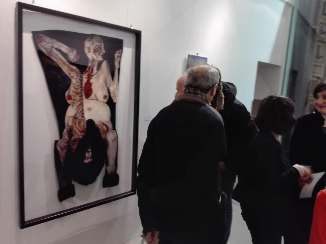 Galleria Farini Concept Exhibition - Michela Del Degan