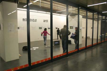 Containers of humanity - Michela Del Degan -Munchen exhibition
