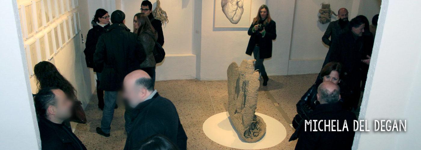 Mostra BTF gallery - Organs - Michela Del Degan