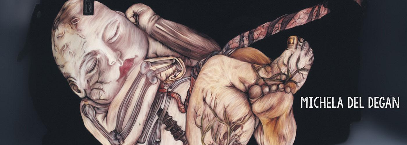 THE BODY AND IT'S BOUBLE - Michela Del Degan
