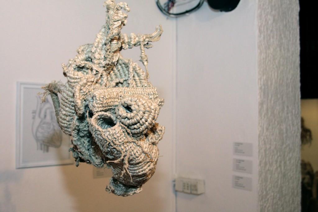 Mostra BTF gallery- Organs - Michela Del Degan